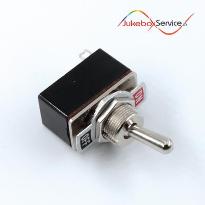 Kippschalter Ein/Aus 110 Volt / 1.5 Ampere